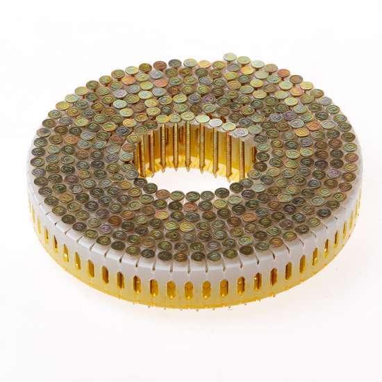 Afbeelding van Paslode spoelnagel in-tape ring verzinkt 2.1 x 27mm (325)