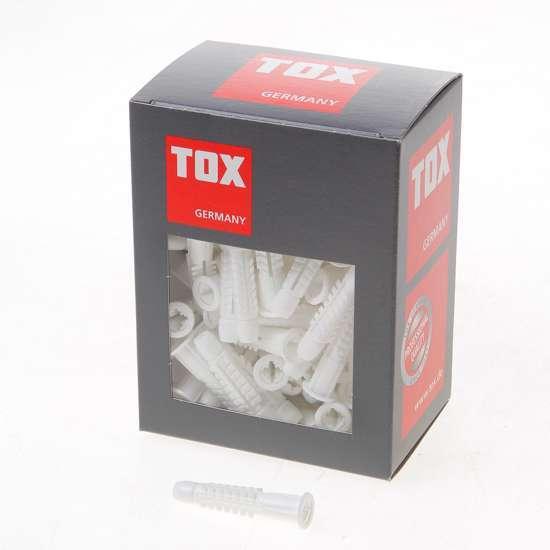 Afbeelding van Fischer Tox hollewandplug 4-ASKA met kraag 66mm