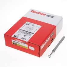 Afbeeldingen van Fischer Kozijnplug nylon SXR 10 x 120mm T