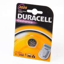 Afbeeldingen van Duracell Knoopcelbatterij cr2025 3v litium
