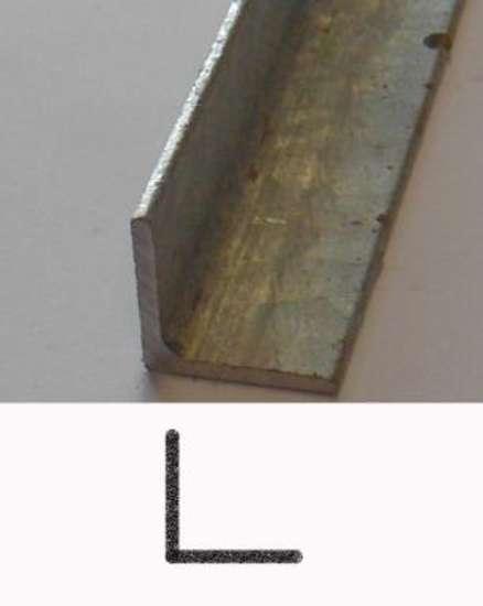 Afbeelding van Arcelor Thermisch verzinkte hoeklijn 50 x 50 x 5mm