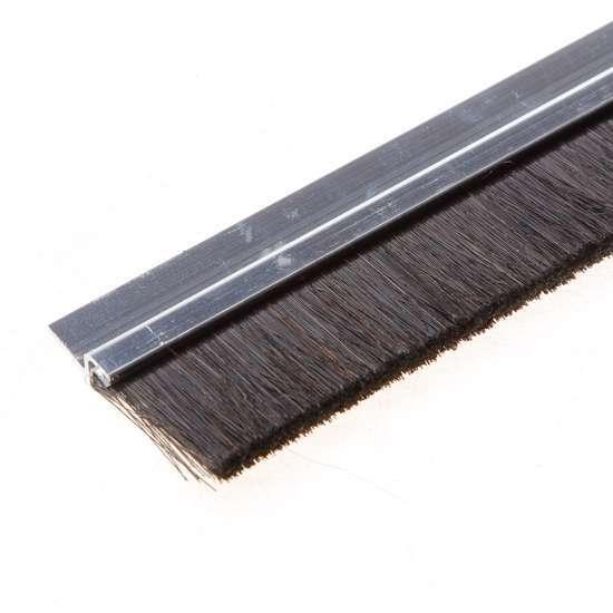 Afbeelding van Tochtprofiel met haar 25mm h 500cm