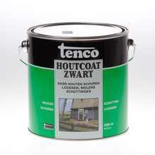 Afbeeldingen van Tenco Houtcoat zwart 2.5 liter