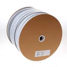 Afbeeldingen van PE-spatieband op haspel grijs 400 meter 9 x 3mm