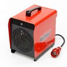 Afbeeldingen van Bouwkachel 5.0kW 400V (ventilatorkachel)