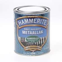 Afbeeldingen van Alabastine Hammerite donkergroen 750ml