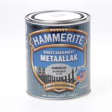 Afbeeldingen van Alabastine Hammerite zilvergrijs 750ml