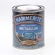 Afbeeldingen van Alabastine Hammerite donkerblauw 750ml