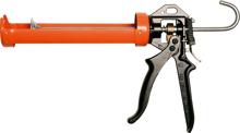 Afbeeldingen van Den Braven Zwaluw Kitpistool Skelet MK 5 oranje zwaar