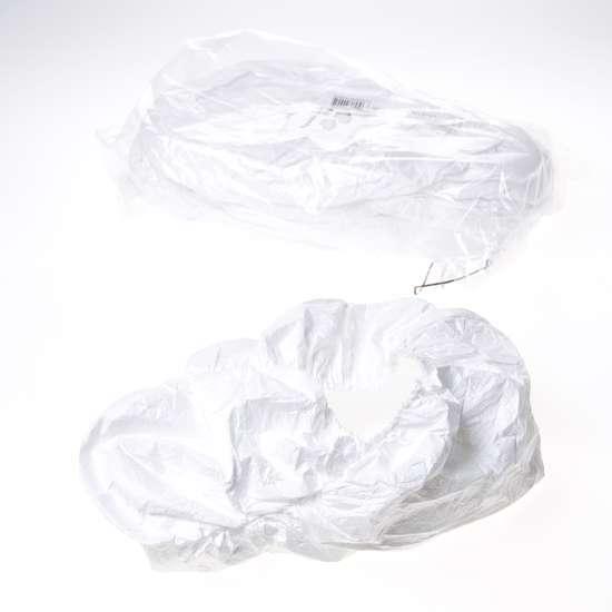 Afbeelding van Tyvek overschoen wit maat 42-46
