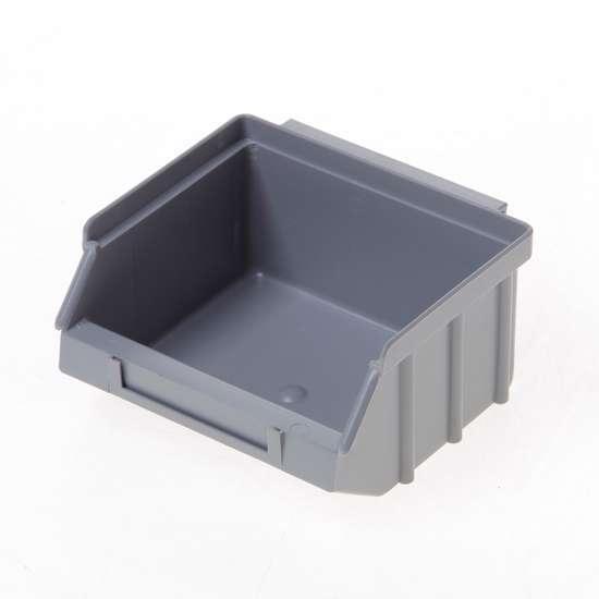Afbeelding van Stapelbak PVC 100/85 p0 grijs