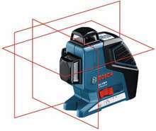 Afbeeldingen van Bosch Lijnlaser GLL 3 lijnen 0601063305