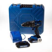 Afbeeldingen van Accu klop-boormachine Ford F18-02 18V 2x2,6ah