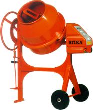 Afbeeldingen van Atika Betonmolen profi 145 liter 230V 322500