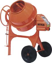Afbeeldingen van Atika Betonmolen expert 185 liter 230V 322351