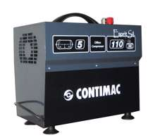 Afbeeldingen van Contimac Compressor CM110/8/5 silent 25200