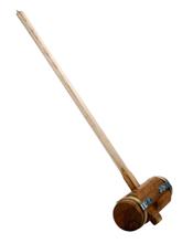 Afbeeldingen van Sleg Fries met houten steel 90cm hamer 350 x 150mm