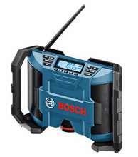 Afbeeldingen van Bosch Radio GML 10.8V-Li-ion 0601429200