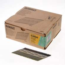 Afbeeldingen van DeWalt spijker XR standsaard geringd 2.8 x 75mm doos van 2200 spijkers