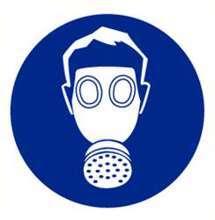 Afbeeldingen van Ademhalingsmasker 200mm PVC