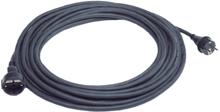 Afbeeldingen van Verlengkabel 3 x 1.5mm² rubber 220v 10 meter