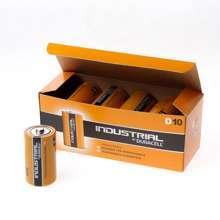 Afbeeldingen van Duracell Batterij greece staaf 1.5v D pc1300 blister van 10 batterijen