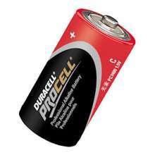 Afbeeldingen van Duracell Batterij Engelse staaf 1.5v C pc1400 blister van 10 batterijen