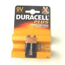 Afbeeldingen van Duracell Batterij stapel 9.0v 6lr61