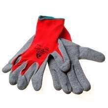 Afbeeldingen van Handschoen pro-fit rood maat XXL(11)