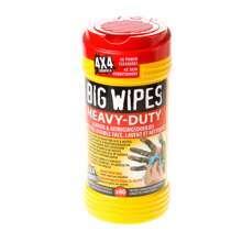 Afbeeldingen van Big Wipes Handreinigingsdoekjes pak van 80 doekjes