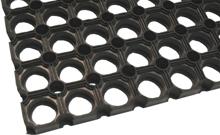 Afbeeldingen van Rubbermat open ring 100 x 150cm