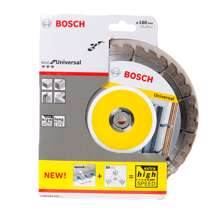 Afbeeldingen van Bosch Diamandschijf Best for Universal + Metal diameter 180 x asgat 22.2mm