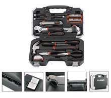 Afbeeldingen van Fixman professionele 46-delige gereedschapset in een trendy koffer BT46