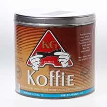 Afbeeldingen van Koffie kgh snelfilter blik 2500 gram