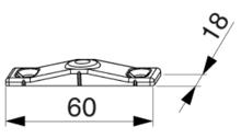 Afbeeldingen van All Risk Antex lijn met valdemper 2 meter
