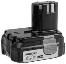 Afbeeldingen van HiKOKI BCL1415 batterij 14,4v 1,5 Ah Li-Ion