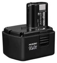 Afbeeldingen van HiKOKI BCC1415 batterij 14,4v 1,5Ah Ni-CAD