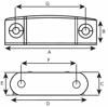 Afbeelding van Magneetsnapper MC 100800B 'Super Polair' type 5203 8 kg vernikkeld 0414.800.8000