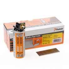 Afbeeldingen van Paslode afwerknagel roestvaststaal F18 x 25mm inclusief gas IM50 doos met 2000 nagels