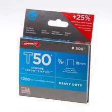 Afbeeldingen van Arrow hechtniet gegalvaniseerd T50 10mm