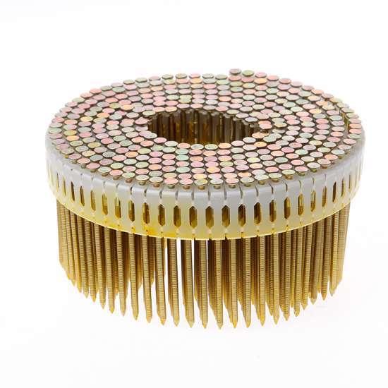 Afbeelding van Paslode spoelnagel in-tape ring verzinkt 2.5 x 65mm (325)