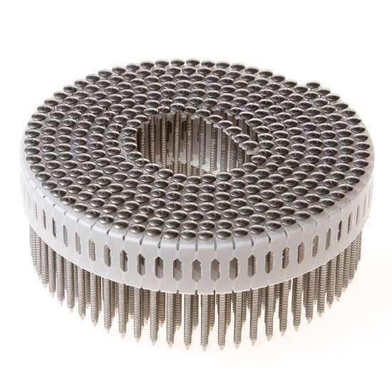 Afbeelding van Paslode spoelnagel in-tape ring roestvaststaal 2.5 x 50mm (325)