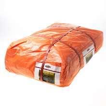 Afbeeldingen van Dekkleed oranje  ca.10x12m