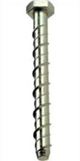 Afbeelding van Schroefanker beton/kalkz.zesk.5x 75