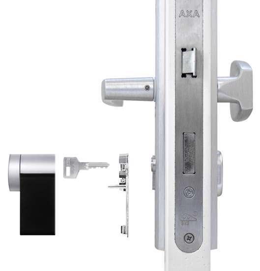 Afbeelding van Nuki combo 2.0 set(smart lock 2.0 en bridge)