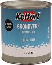 Afbeeldingen van Grondverf grijs (waterb) 750ml
