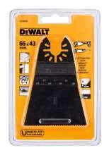 Afbeeldingen van Dewalt HCS invaalzaagblad snel zagen 43 x 66mm