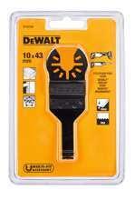 Afbeeldingen van Dewalt HCS invalzaagblad precisie 43 x 10mm