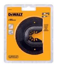 Afbeeldingen van Dewalt HM-korrel segmentzaagblad dikte 3mm
