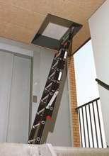 Afbeeldingen van Altrex 2-delige Liftmachinekamerladder ZML 2040 2 x 8